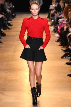 Isabel Marant Fall 2015 Ready-to-Wear - Collection - Gallery #musthave #IM #boots