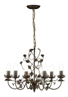 Lights by bq eva 2 lamp candle double wall light departments chandelier b q lounge 5014838075272001iv001zprect00288411scl4866180048661801id4voab3 aloadofball Image collections