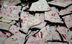Peppermint Bark and Peppermint Bark Cookies