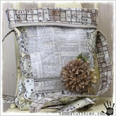 tim holtz sewing patterns - Google Search