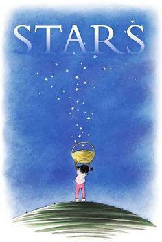 Mama Pea Pod: {Stars Book and Simple Star Craft}
