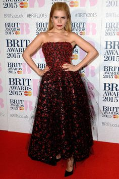 All the Looks at the 2015 Brit Awards
