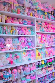 How fun is this...I want to go into this store!