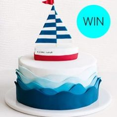 WIN: The Birthday Cake Book Revival - For all the kids and the 'big kids' who…