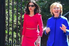 Emails: Huma Abedin Left Classified Material Unsecured In The Front Seat Of Her Car