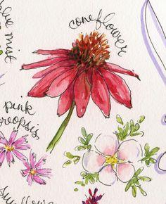 Everyday Artist: Sketchbook Journaling
