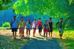 Trekking and Thrills in Laurel Batangas Batangas Philippines, San Gabriel, Trekking, Blog, Travel, Viajes, Blogging, Destinations, Traveling