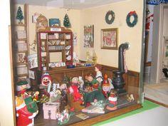 Postkantoor van de kerstman (N. Claes)