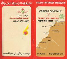 Agadir, Casablanca, Marrakech, Morocco, Royal Air Maroc, Africa