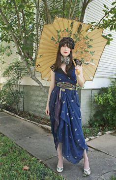 Le Minaret Dress by Boudoir Queen Fabulous Hippie by BoudoirQueen, $475.00