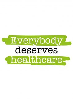 Healthcare for everybody
