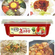 BIBIMBAP Spice Sauce Hot Chili Red Pepper Vinegar Chogochujang 170g Korean Food #SunChang