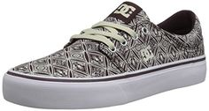 DC Womens Trase SP Skate Shoe Wine 95 M US -- See this great product.