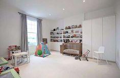 Minimal Mädchen Baby Zimmer Designs #Baby Zimmer #babys #Babyzimmer  #BebekOdası #