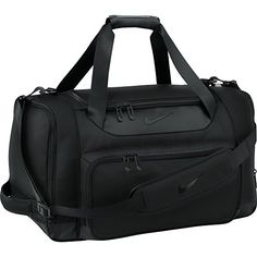 206a21d85c00 Nike Unisex Departure III Duffle Bag (One Size) (Black)