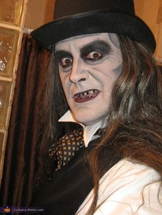 The Undertaker Costume - Halloween Costume Contest via @costume_works