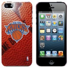 New York Knicks Game Ball iPhone 5 Case - $14.99