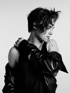 Kristen Stewart Portraits by Hedi Slimane for WONDERLAND