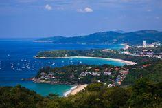 Mai Khao Beach, Phuket, Thailand  For splendid solitude on Phuket's longest beach