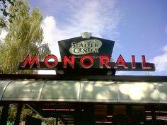 MonoRail    Seattle, Washington