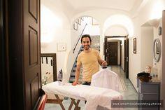 Enrico Capuano, professional wedding photographer based in Ravello, Amalfi Coast, Italy Funny wedding photography section. Find out more photos on: www.amalficoastwedding.photos