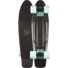 Penny Penny Skateboards Penny Plastic Injection Moulded Skateboards -... ❤ liked on Polyvore