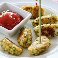 Cauliflower Tots: If you need a way to get your family to eat more vegetables, give these a try. These kid-friendly cauliflower tots are so good, they won't realize they are eating cauliflower. They are great as a side dish and are easy to make. Veggie Dishes, Vegetable Recipes, Vegetarian Recipes, Healthy Recipes, Side Dishes, Quick Recipes, Clean Recipes, Avocado Dishes, Vegetarian Pizza