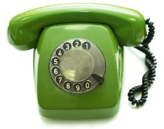 I adore this phone. If we had a landline, I'd want a phone like this for it to ring to.