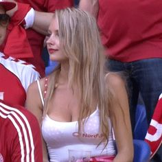 Polish girl - Euro 2012 in Pictures.