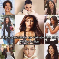 """Kim Kardashian revelou curiosidades sobre sua vida na última semana em um post feito em seu site pessoal e, para fecharmos com chave de ouro o especial """"20 curiosidades que você não sabia sobre a família Kardashian"""", teremos hoje novas 20 curiosidades sobre a socialite. Confira abaixo 20 curiosidades que você precisa saber sobre Kim Kardashian:  1. Kim já administrou uma empresa de organização de armários e estilo pessoal. Sua primeira cliente foi a cantora Brandy, e ela também atendeu…"""