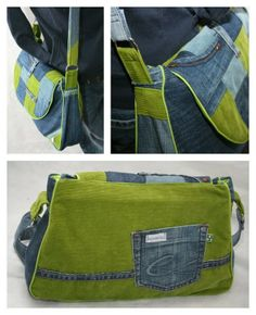 Cute purse with denim + tutos biais http   mipamias.blogspot.de 0cb4b825f0fa3