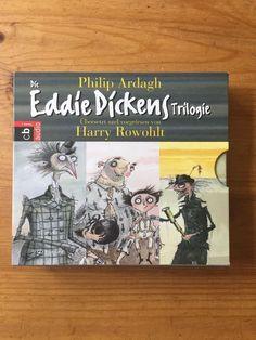 Philip Ardagh Eddie Dickens Trilogie 9 Cd S Audio Harry Rowohlt | eBay