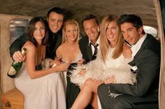 It's been 20 years since the cast of Friends graced our TV screens for the first time, and we miss our BFFs way too much.