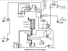 [SCHEMATICS_4UK]  7 Best Wiring Diagrams images | ford tractors, diagram, tractors | Wiring Diagram For Ford 4000 Tractor |  | Pinterest