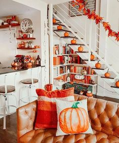 Thanksgiving Vibes & Vintage Ties Home Decor