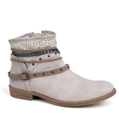 Dámské boty MUSTANG 36C-063 Biker, Ankle, Boots, Fashion, Luxury, Crotch Boots, Moda, Wall Plug, Fashion Styles