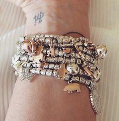 Julers Row: Wrist Wednesday- DoDo by Pomellato Dodo Jewelry, Jewellery Nz, Jewelry Shop, Jewelry Crafts, Fashion Jewelry, Jewelry Making, Silver Bracelets, Silver Jewelry, Silver Ring