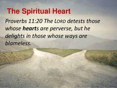 Proverbs 11:20