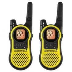 2-Way FLOUREON WalkieTalkies 22 Channel 3Km Interphone Hiking Cruises Camping
