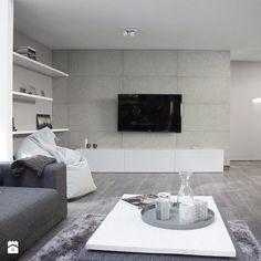 Aranżacje wnętrz - Salon: beton dekoracyjny concreAte - concreAte. Przeglądaj, dodawaj i zapisuj najlepsze zdjęcia, pomysły i inspiracje designerskie. W bazie mamy już prawie milion fotografii!
