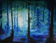 Dreams in the woods by LaBonitaGraphics