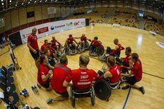 Denmark getting ready to meet Australia | Flickr - Photo Sharing!