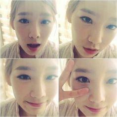 Taeyeon instargram