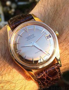 Montre Zenith Captain #style #menstyle #watch #watches #zenith #automatic #captain