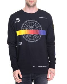 Find Colors of the World L/S T-Shirt Men's Shirts from LRG & more at DrJays. on Drjays.com