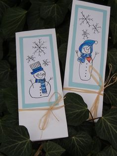 přání Christmas Tag, Christmas Projects, Advent, Big Shot, Winter, Gift Tags, Snowman, Crafts For Kids, Greeting Cards