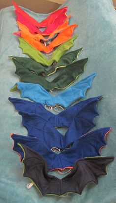 Made to Order custom dragon wings for kids