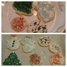 Sam's Place: Sugar Cookies
