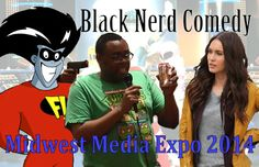 Black Nerd Comedy Panel from Midwest Media Expo 2014. http://www.cowabungacorner.com/content/mme2014-black-nerd-comedy-panel  Andre talks about TMNT, Power Rangers, Faygo and so much more!