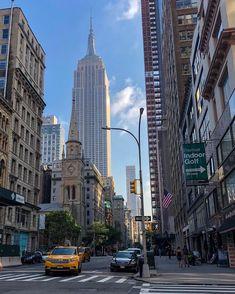 New York Trip, New York Life, Nyc Life, New York City Travel, City Aesthetic, Travel Aesthetic, New York Tumblr, Skyline Von New York, Photographie New York